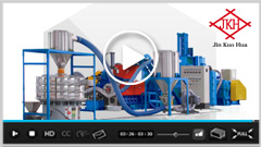 High Filler Modify Compound Making Line – High output and quality standard