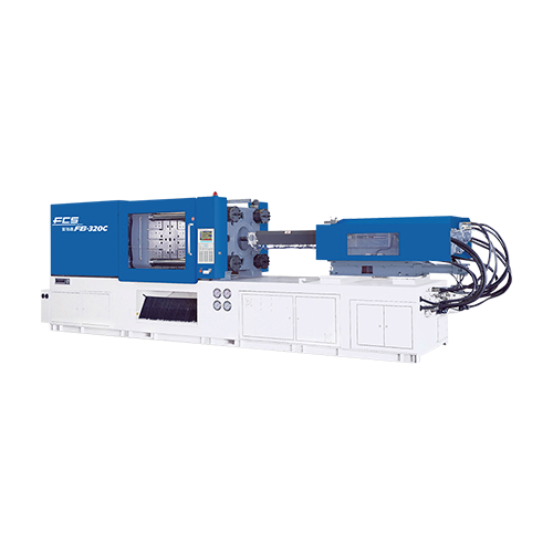 Sandwich / Interval Injection Molding Machine (FB-C Series)
